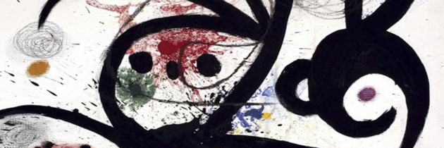 Joan Miró. Imagery